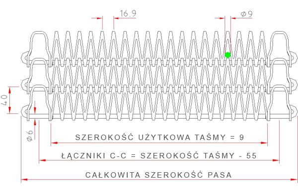 Image featuring example configuration TwenteFlex TBU-P 40
