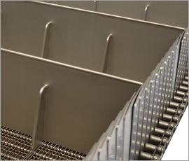 Special conveyor belt - Eyelink