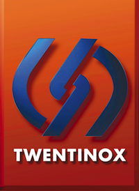 Photo featuring Twentinox logo