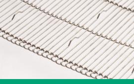Photo wire mesh belt