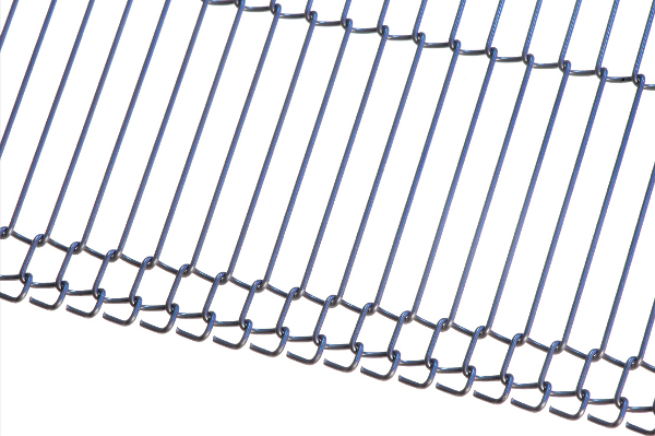 Photo featuring Twentebelt wire mesh belts type GR-ZK