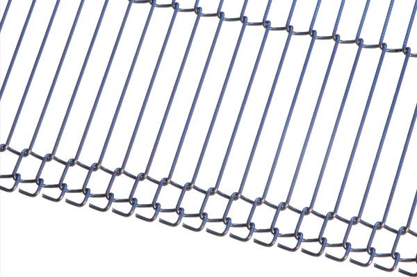 Photo featuring Twentebelt wire mesh belts type GR-ZK